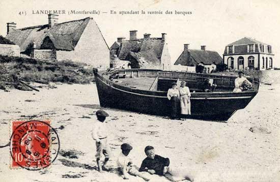 Le Cap en 1908