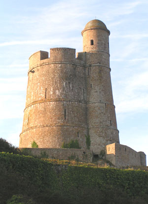 FORT DE LA HOUGUE