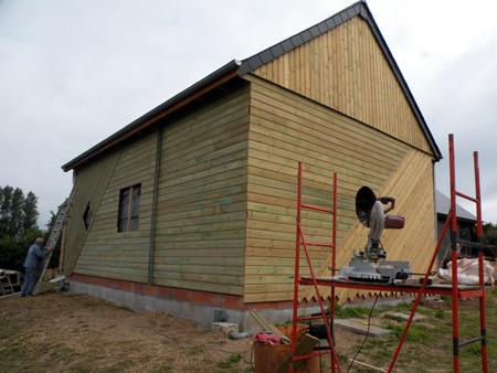 Decouvrir montfarville maison en paille 251 for Decouvrir maison
