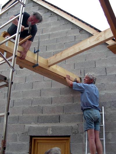 Decouvrir montfarville maison en paille 38 for Decouvrir maison